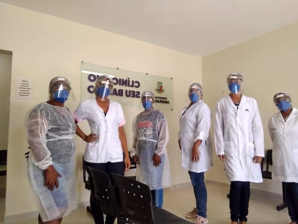 Prefeitura investe em Equipamentos de Proteção Individual para profissionais da Saúde