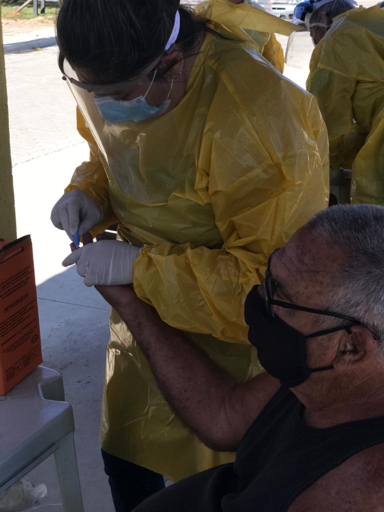 Prefeitura de Araruama realiza Dia D da Conscientização sobre os riscos do Coronavírus no distrito de Praia Seca