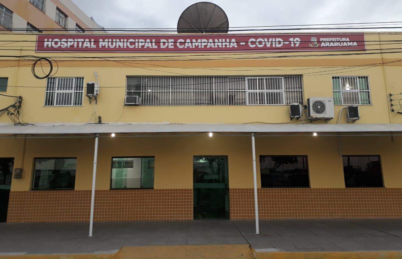 Prefeitura vai inaugurar na quarta-feira, 15, Hospital de Campanha Covid-19