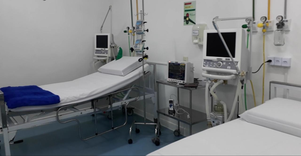 Hospital de Campanha Covid-19 começa a funcionar em Araruama