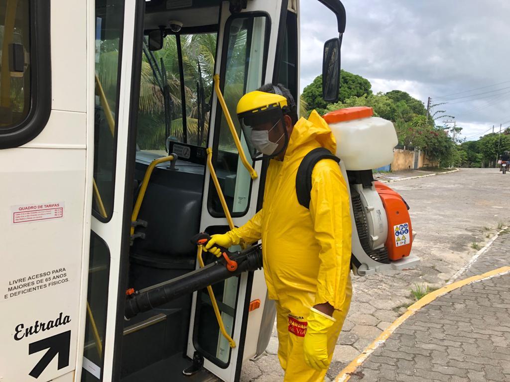 Araruama realiza Higienização da cidade para prevenção à proliferação do COVID-19 (CORONAVÍRUS)