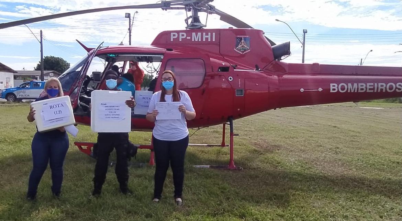 Prefeitura de Araruama recebe novos lotes de vacina contra a Covid-19