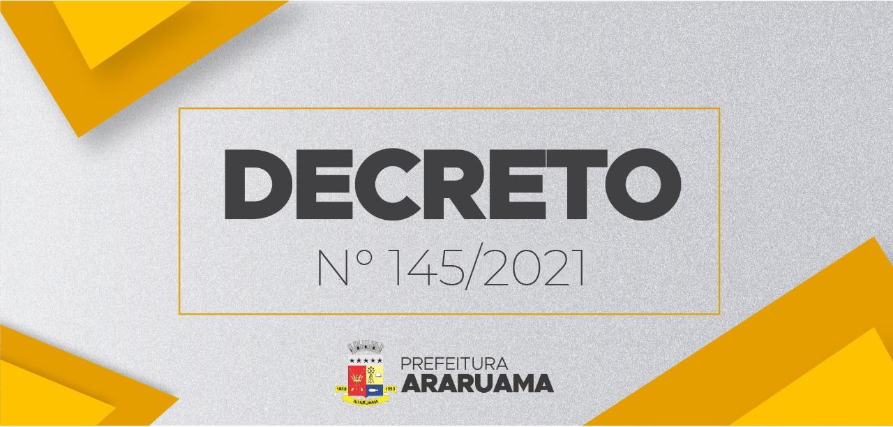 Prefeitura de Araruama publica novo decreto com medidas para o enfrentamento ao Coronavírus e a volta parcial do funcionamento de Casas de Show